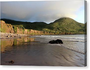 Seaside Reflections - County Kerry - Ireland Canvas Print