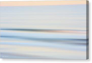 Seaside Waves  Canvas Print