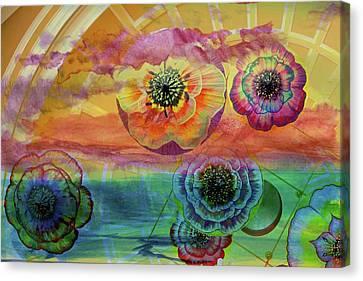 Ceiling Canvas Print - Seasons Past by Az Jackson