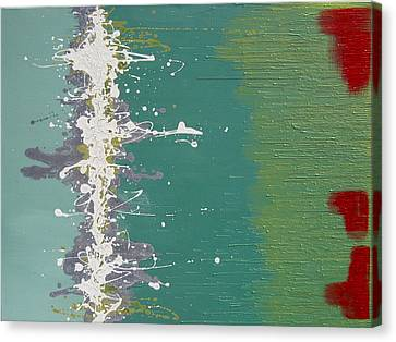 Seaweed Canvas Print by Kate Tesch