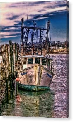 Seaworthy II Bristol Rhode Island Canvas Print by Tom Prendergast