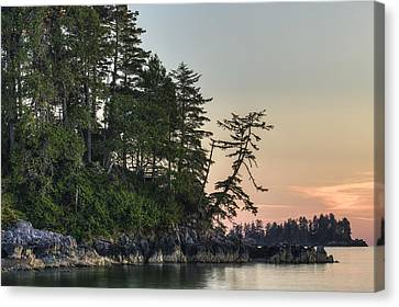 Vancouver Canvas Print - Secluded Tonquin by Mark Kiver