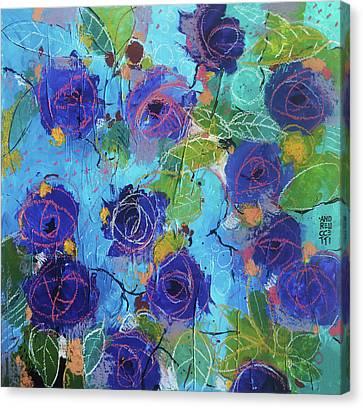 Secret Garden Canvas Print by Alessandro Andreuccetti