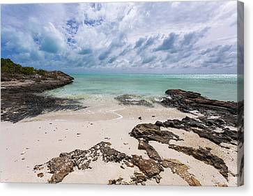 Storm Canvas Print - Secret Of West Harbour by Chad Dutson