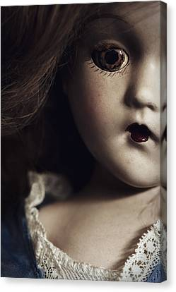 Thriller Canvas Print - Secrets by Amy Weiss