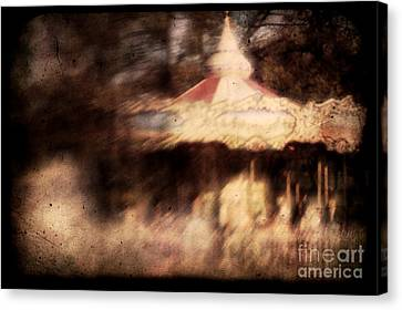 Secrets Canvas Print by Andrew Paranavitana