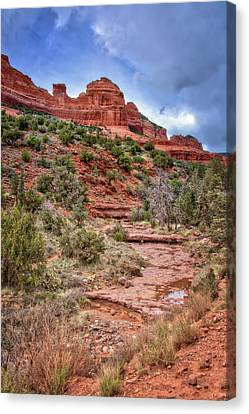 Sedona Red Rocks #3 Canvas Print