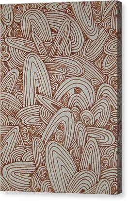 See Study Fifteen Canvas Print by Ana Villaronga