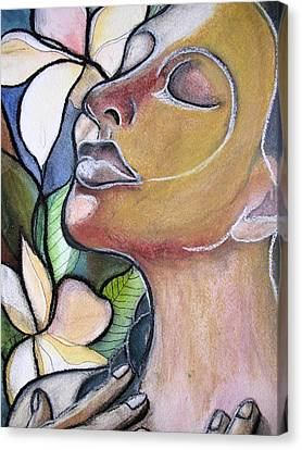Self-healing Canvas Print by Kimberly Kirk