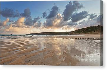 Sennen Start Canvas Print
