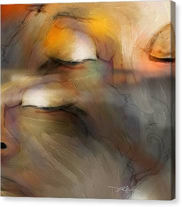Senses Canvas Print by Bob Salo