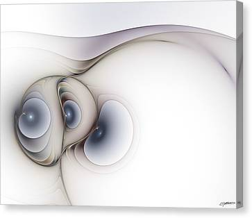 Sensual Manifestations Canvas Print