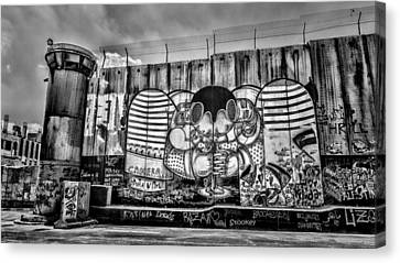 Separation Canvas Print - Separation by Stephen Stookey