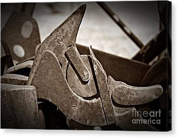 Canvas Print - Sepia Mechanism by Chalet Roome-Rigdon