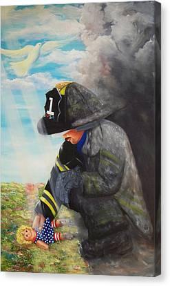 September 11th Canvas Print