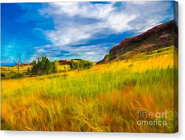 September Morn Canvas Print by Jon Burch Photography