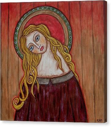 Serena Canvas Print by Rain Ririn