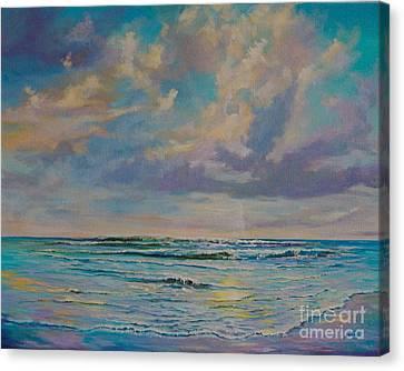 Serene Sea Canvas Print