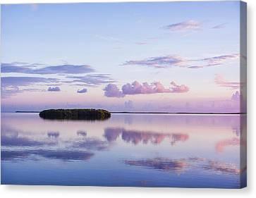 Serenity At Sunrise Canvas Print