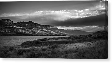 Canvas Print featuring the photograph Serenity by Jason Moynihan