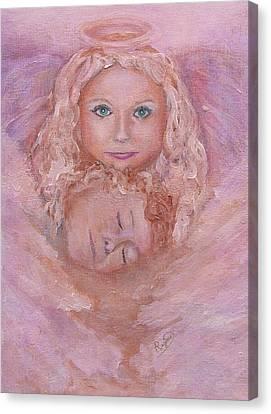 Serenity Canvas Print by Regina Brandt
