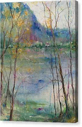 Serenity Canvas Print by Robin Miller-Bookhout