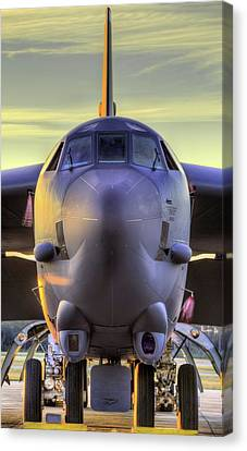 Serious Business  Canvas Print by JC Findley