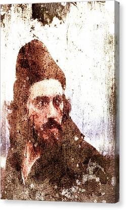 Serpico Canvas Print