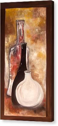 Sesav Canvas Print by Andrea Vazquez-Davidson