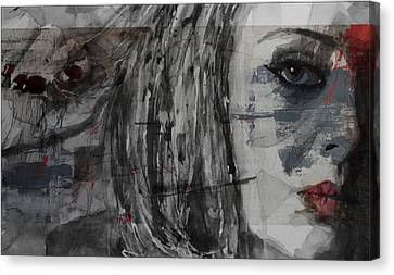 Songwriter Canvas Print - Set Fire To The Rain  by Paul Lovering
