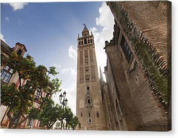 Sevilla Canvas Print by Andre Goncalves