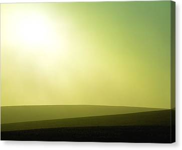 Shades Of Light Canvas Print by Todd Klassy