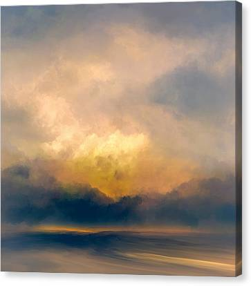 Shades Of Shadow Canvas Print