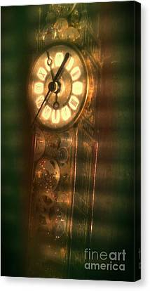 Shades Of Time Canvas Print