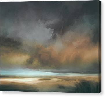 Shades Of Twilight Canvas Print