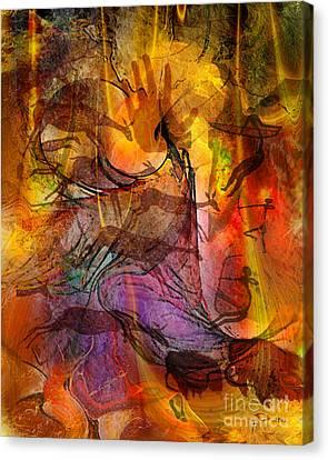 Shadow Hunters Canvas Print by John Beck