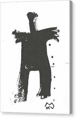 Shadows No. 7  Canvas Print