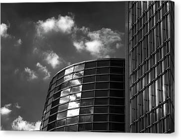 Canvas Print - Shapes by James Barber