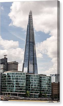 Shard Building In London Canvas Print