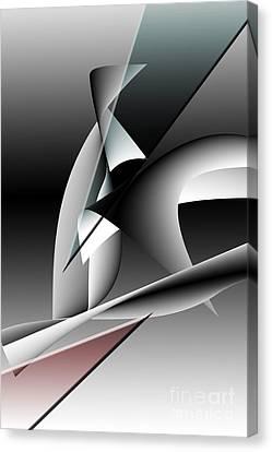 Shards Canvas Print