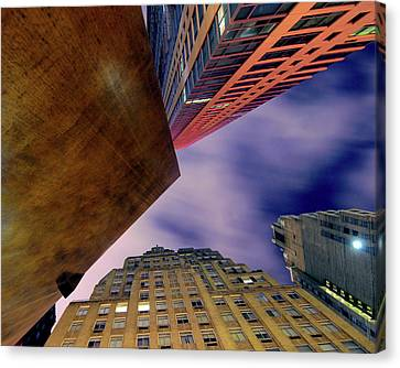 Sharp Canvas Print by Mike Lindwasser Photography