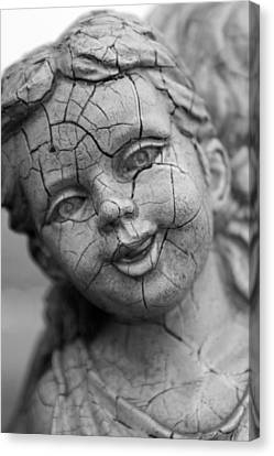 Shattered Canvas Print by Off The Beaten Path Photography - Andrew Alexander