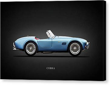 Shelby Cobra 289 1964 Canvas Print by Mark Rogan