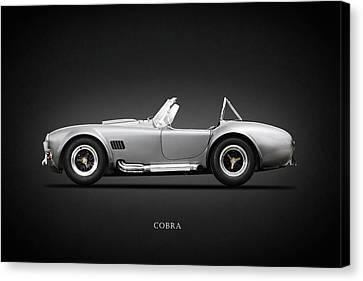 Motors Canvas Print - Shelby Cobra 427 Sc 1965 by Mark Rogan