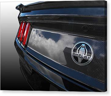 Shelby Detail 2015 Canvas Print