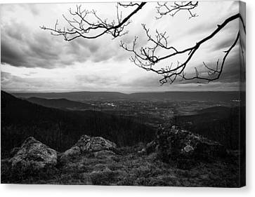 Shenandoah Canvas Print by Chad Dutson