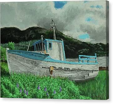 Sherry D Canvas Print