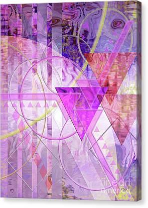Shibumi Spirit Canvas Print by John Beck