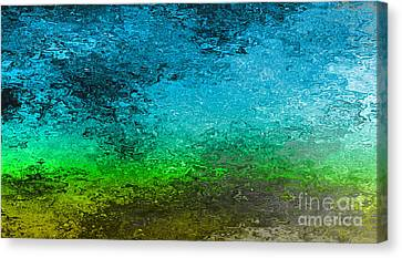 Shift In The Atmosphere Canvas Print
