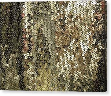 Canvas Print - Shimmer by Anna Villarreal Garbis